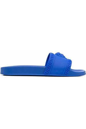 VERSACE Men Sandals - Medusa head slides