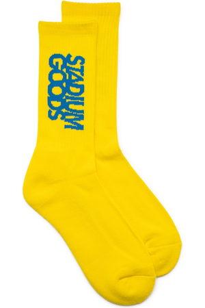 Stadium Goods Men Socks - Embroidered logo socks