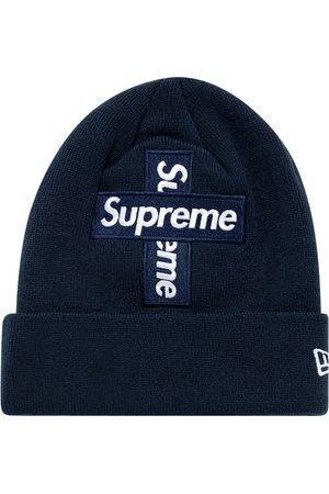 Supreme New Era box logo beanie hat