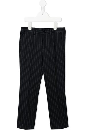 Dolce & Gabbana Boys Trousers - Pinstriped trousers