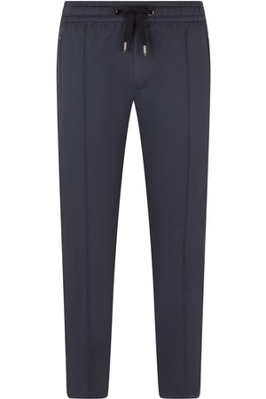 Dolce & Gabbana Drawstring straight-leg trousers