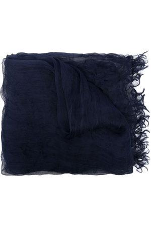 Issey Miyake Scarves - 2000s silk scarf