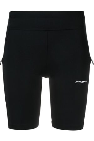 MISBHV Women Sports Shorts - Tribal-graphic cycling shorts