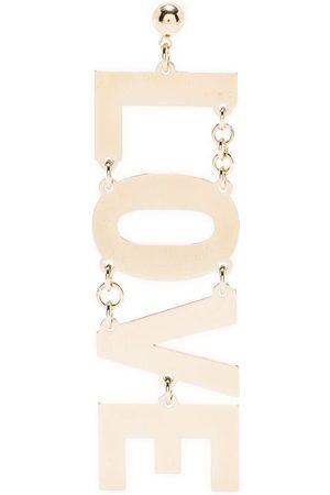 Honey Fucking Dijon Love drop earring