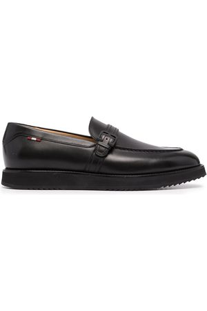 Bally Men Loafers - Pinnox leather loafers