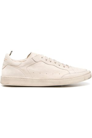 Officine creative Calf leather lace-up sneakers