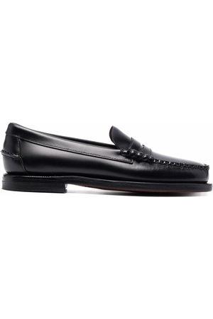 SEBAGO Women Loafers - Polished-finish slip-on loafers