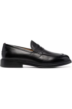 Bally Men Loafers - Nitus slip-on leather loafers