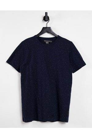 French Connection Nep t-shirt in navy