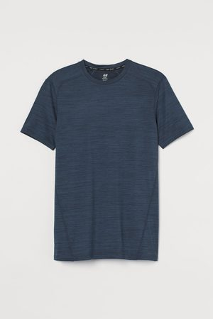 H&M Sports top Muscle Fit