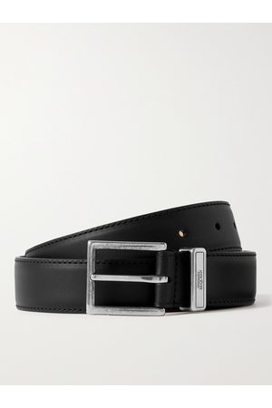 Alexander McQueen 3cm Leather Belt