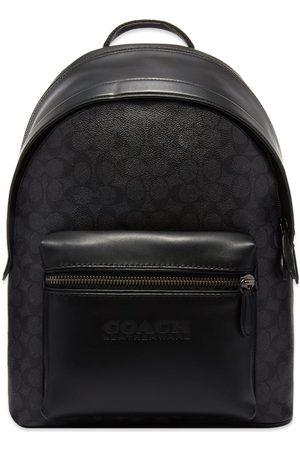 Coach Men Rucksacks - Signature Charter Backpack