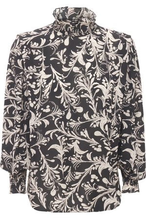 Isabel Marant Women Tops - Yosh Printed Viscose Top