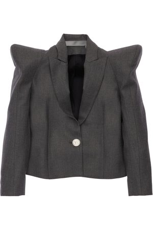 Balmain Stretch Virgin Wool Jacket