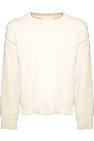 Jil Sander Wool & Cashmere Knit Sweater