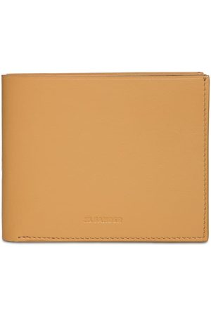 Jil Sander Men Wallets - Leather Billfold Wallet