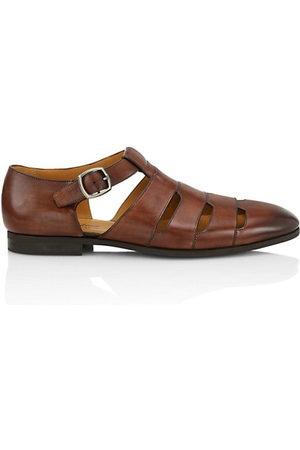Saks Fifth Avenue Men Sandals - COLLECTION Leather Fisherman Sandals