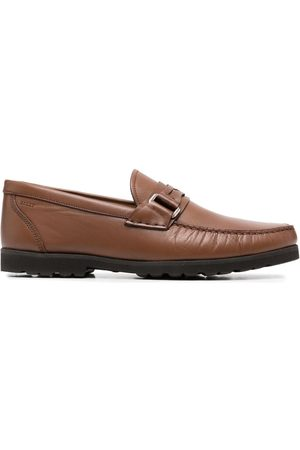 Bally Condriac buckled loafers