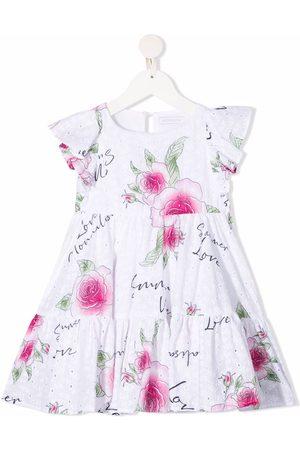 MONNALISA Girls Summer Dresses - Summer of Love dress