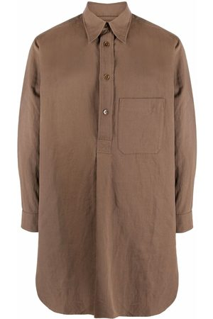 LEMAIRE Longline pullover shirt