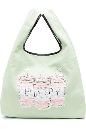 BAPY BY *A BATHING APE® Sequin-embellished shoulder bag