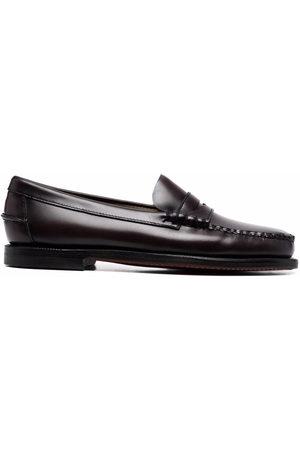 SEBAGO Almond-toe slip-on loafers