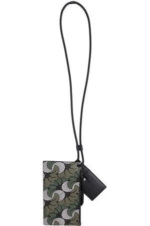 Ports V Floral paisley-print strap cardholder