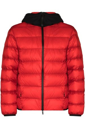 Moncler Men Jackets - Provins zip-up padded jacket