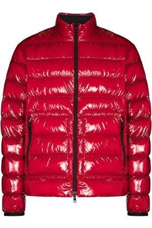 Moncler Agar zipped padded jacket