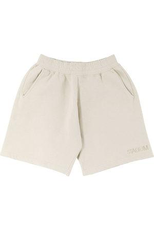 Stadium Goods Shorts - Logo-embroidered eco track shorts