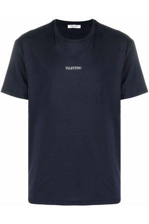 VALENTINO Men Short Sleeve - Logo-print T-shirt