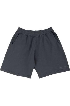 Stadium Goods Sports Shorts - Logo-embroidered eco track shorts