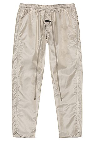 FEAR OF GOD Track Pant in Grey Iridescent