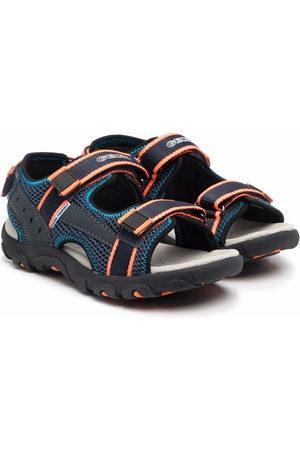 Geox Boys Sandals - Bow-detail sandals
