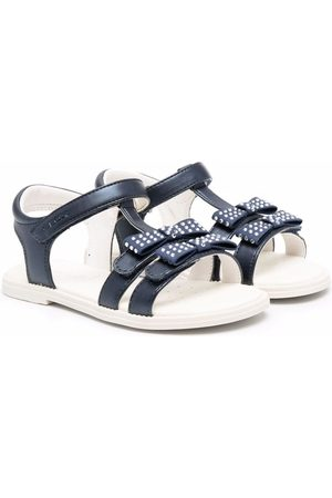 Geox Girls Sandals - Chunky touch-strap sandals