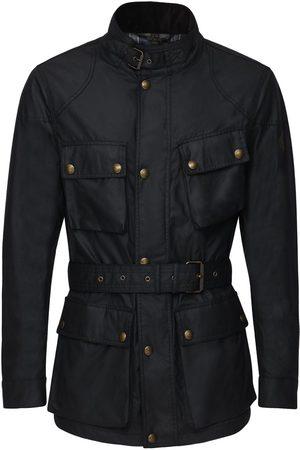 Belstaff Trialmaster Cotton Blend Jacket