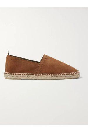Castaner Men Casual Shoes - Pablo Suede Espadrilles