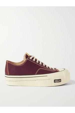 VISVIM Men Sneakers - Skagway Canvas Sneakers
