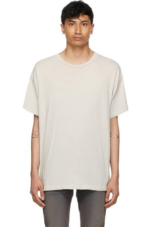 Fear of God Grey Perfect Vintage T-Shirt