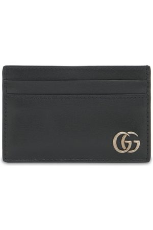Gucci Gg Marmont Leather Card Case