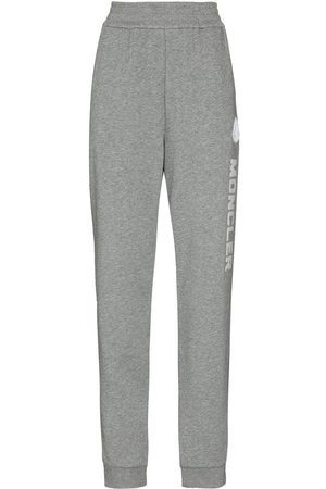 Moncler Logo-embroidered track pants