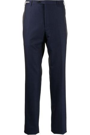 Corneliani Men Formal Trousers - Leader Super 160's wool trousers