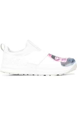 Comme des Garçons Men Sneakers - X Yue Minjun low-top sneakers