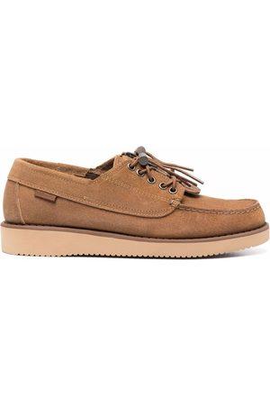 SEBAGO Lace-up suede shoes