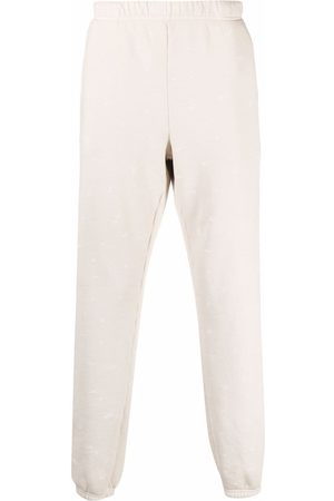 Les Tien Elasticated cotton track pants