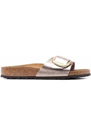 Birkenstock Women Platform Sandals - Madrid buckled sandals