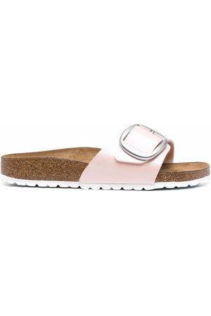 Birkenstock Women Sandals - Madrid big buckle slides