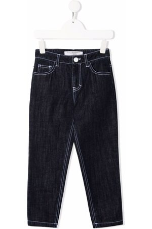 PHILOSOPHY DI LORENZO SERAFINI Girls Slim - High-rise slim fit jeans