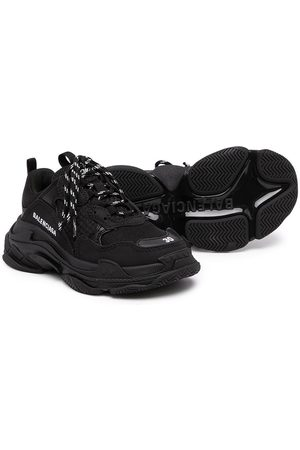 Balenciaga Boys Sneakers - Triple S lace-up trainers