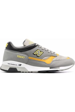 New Balance Men Sneakers - Logo-patch lace-up sneakers